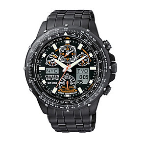Citizen Eco-Drive Skyhawk WR200 Men's Watch - Product number 9051937