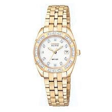 Citizen Eco-Drive Ladies' Bracelet Watch - Product number 9052224