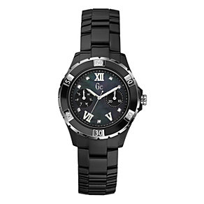 Gc Sport Class XLS Glam ladies' black ceramic watch - Product number 9055495