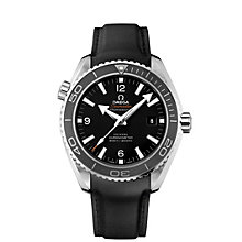 Omega Seamaster Planet Ocean Men's strap watch - Product number 9058370