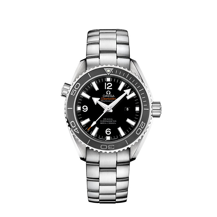Omega Seamaster Planet Ocean 600M  ladies' bracelet watch - Product number 9058389