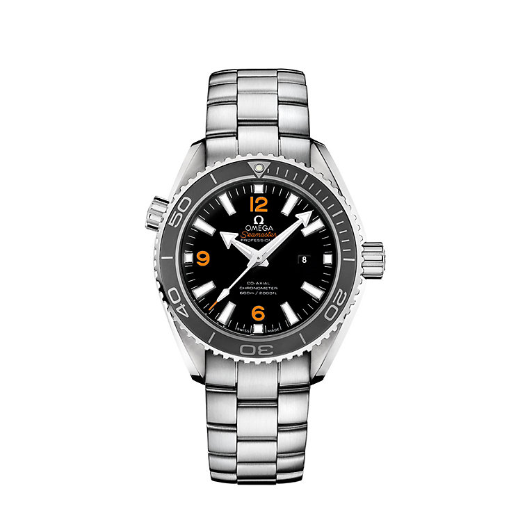 Omega Seamaster Planet Ocean 600M  ladies' bracelet watch - Product number 9058397
