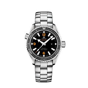 Omega Seamaster ladies' stainless steel bracelet watch - Product number 9058397