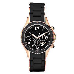 Marc By Marc Jacobs Black Bracelet Watch - Product number 9058443