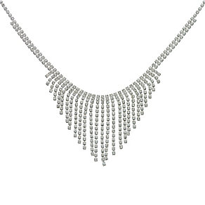 Crystal Cascade Necklace - Product number 9058524