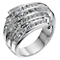 Tiered Crystal Ring - Product number 9058559