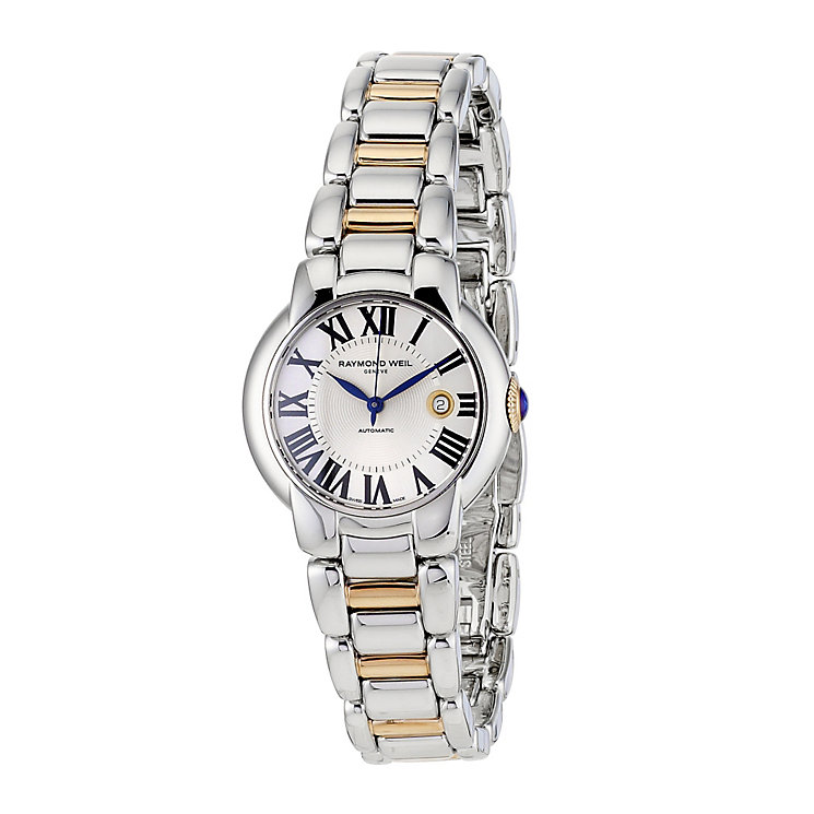 Raymond Weil ladies' automatic bracelet watch - Product number 9060871