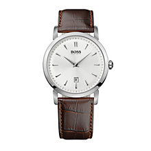 Hugo Boss men's stainless steel strap watch - Product number 9064427