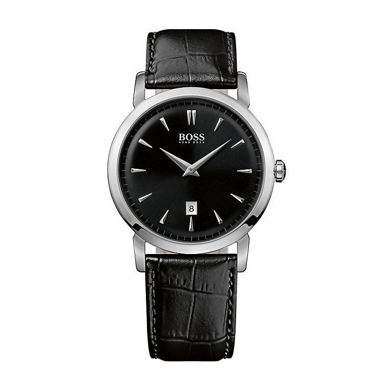 Hugo Boss Men's Stainless Steel Strap Watch - Product number 9064435