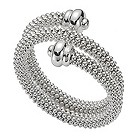 Fope Twin Fizzy silver double bangle - Product number 9078819