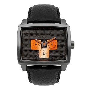 Ben Sherman Black Square Dial Watch