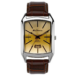 Ben Sherman Men's Brown Strap Watch - Product number 9078983