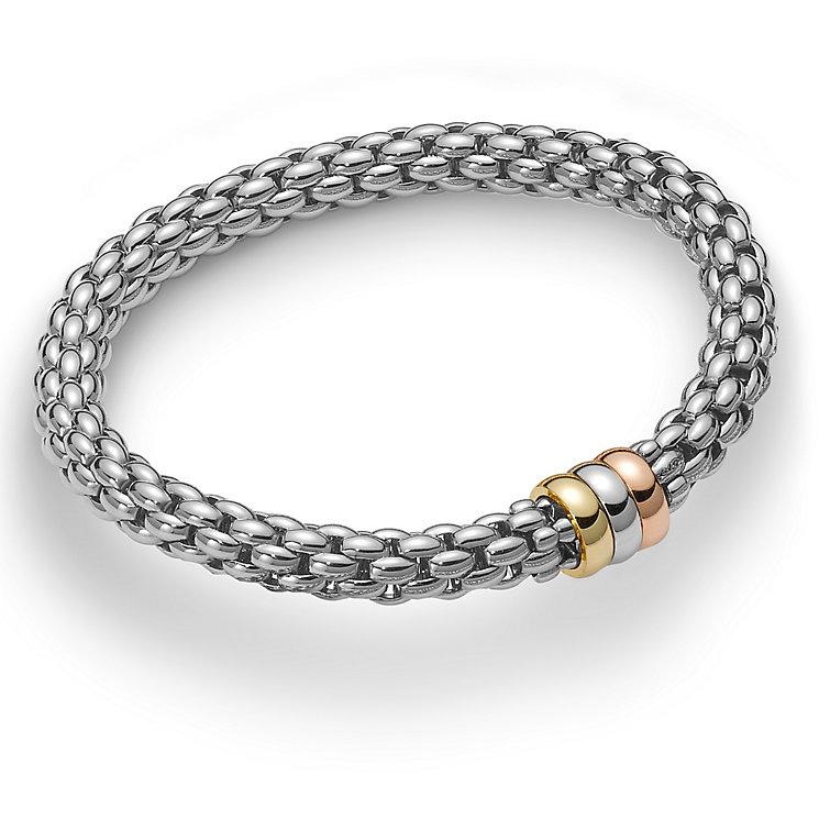 Fope Niue Flex-It 18ct white gold bracelet - Product number 9092315
