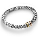 Fope Niue Flex-It 18ct white gold bracelet - Product number 9092315