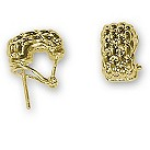 Fope Luci 18ct yellow gold earrings - Product number 9092390