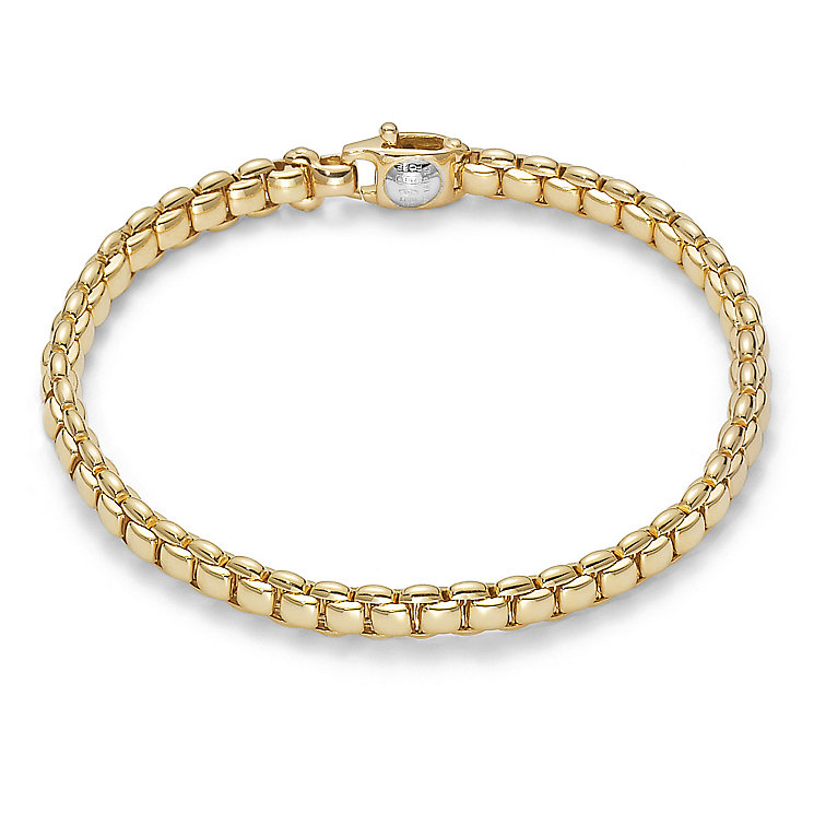 Fope Ondine 18ct yellow gold bracelet - Product number 9092412