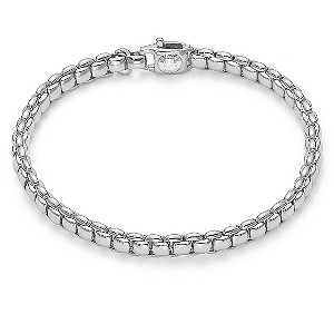 Fope Ondine 18ct white gold bracelet - Product number 9092420