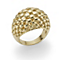 Fope Chelonia 18ct yellow gold ring - Product number 9092447