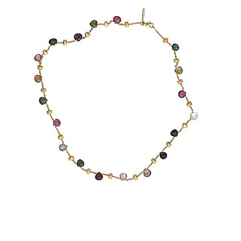 Marco Bicego 18ct gold stone necklace