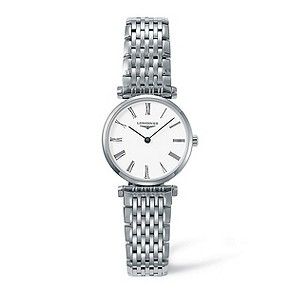 Longines ladies' stainless steel bracelet watch - Product number 9099883