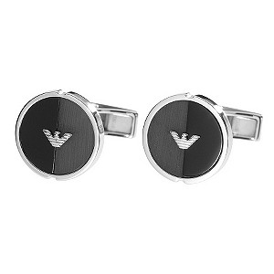 Armani sterling silver cufflinks - Product number 9101896