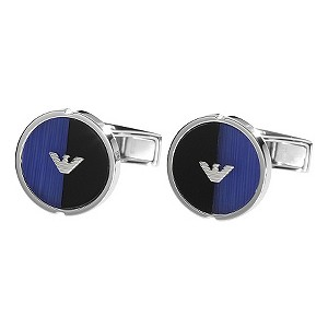 Armani sterling silver cufflinks - Product number 9101918