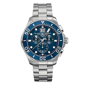 TAG Heuer Aquaracer men's chronograph watch - Product number 9102973