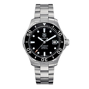 TAG Heuer men's stainless steel bracelet watch - Product number 9103007