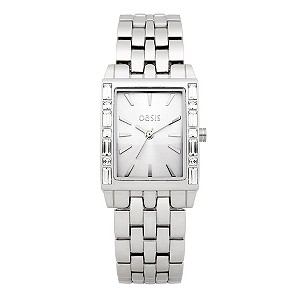 Oasis Ladies' Silver Bracelet Watch - Product number 9110860