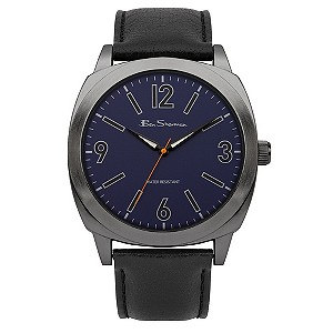 Ben Sherman Men's Black Strap Watch - Product number 9111069