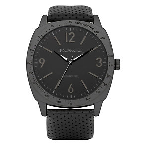Ben Sherman Oversize Black Strap Watch - Product number 9111085