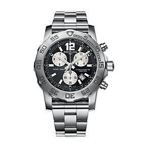 Breitling Colt Chronograph men's stainless steel watch - Product number 9112677