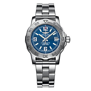 Breitling Colt 33 ladies' stainless steel bracelet watch - Product number 9112804
