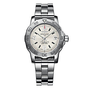 Breitling Colt 33 ladies' stainless steel watch - Product number 9112812
