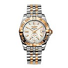 Breitling Galactic 36 ladies' two colour bracelet  watch - Product number 9112871