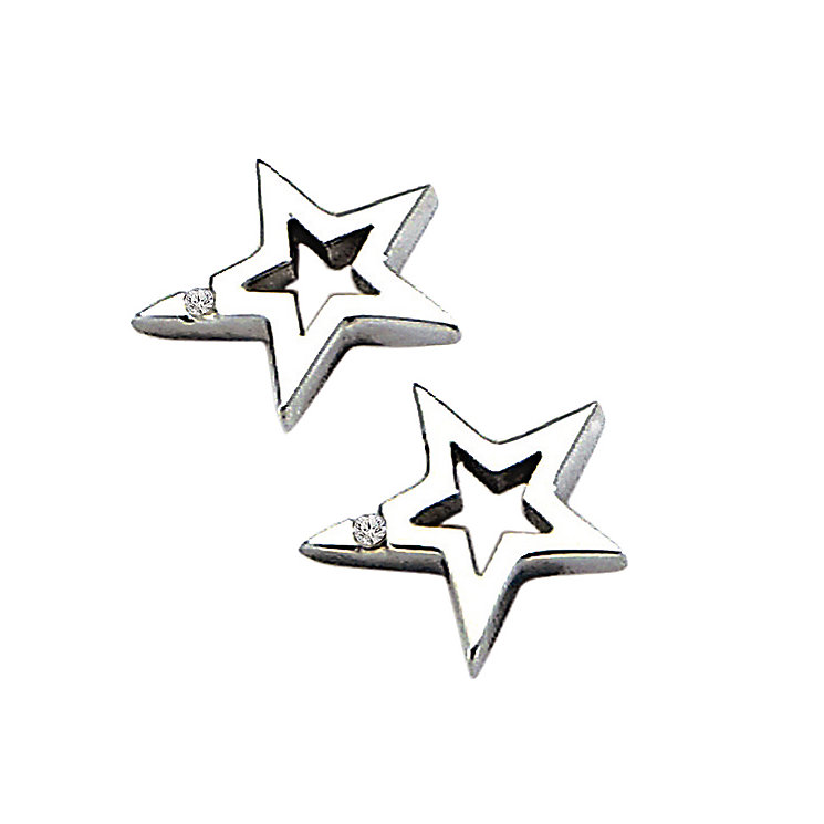 Hot Diamonds Sterling Silver Stud Earrings - Product number 9114009