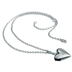 Hot Diamonds Sterling Silver Locket Pendant - Product number 9114114
