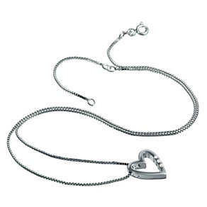 Hot Diamonds Sterling Silver L Pendant - Product number 9114130