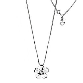 Hot Diamonds Sterling Silver Plumbago Pendant - Product number 9114157