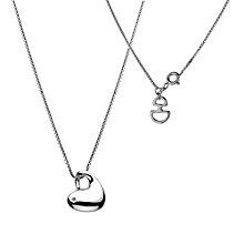 Hot Diamonds Sterling Silver Addicted Pendant - Product number 9114165