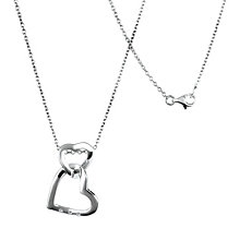 Hot Diamonds Sterling Silver Lovebird Pendant - Product number 9114238