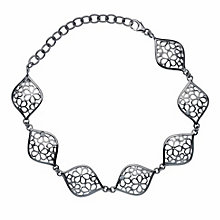 Hot Diamonds Silver Lantern Bracelet - Product number 9114246