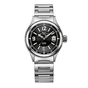 Ball men's automatic stainless steel bracelet watch - Product number 9116869