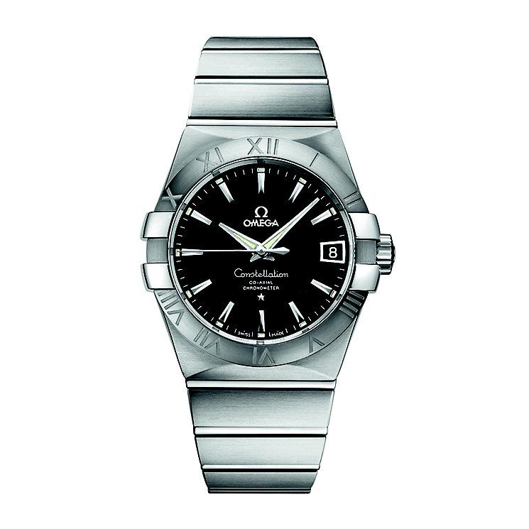 Omega Constellation Omega men's bracelet watch - Product number 9117962