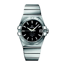 Omega Constellation Omega men's bracelet watch - Product number 9117962