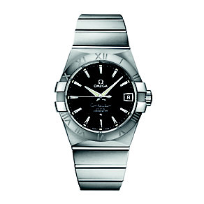 Omega Seamaster men's stainless steel bracelet watch - Product number 9117962