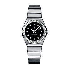 Omega Constellation Quartz ladies' bracelet watch - Product number 9118063