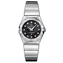 Omega Constellation Quartz 27mm Ladies' Bracelet Watch - Product number 9118152