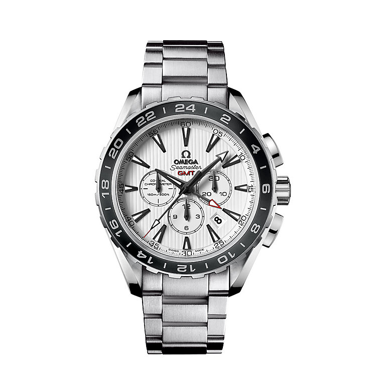 Omega Seamaster Aqua Terra men's bracelet watch - Product number 9118349