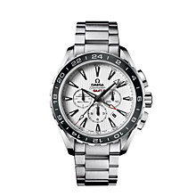 Omega Seamaster Aqua Terra men's bracelet watch - Product number 9118349